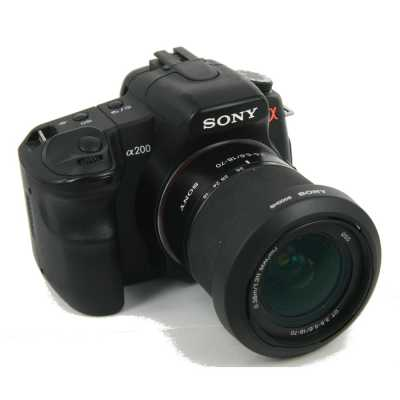 Sony Alpha 200 kit